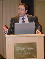 François CHAMBON, directeur de l'IRA de Metz